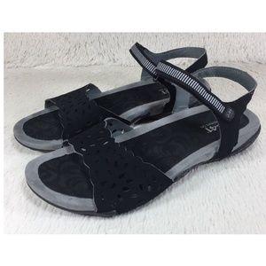 J-41 Womens Sz 8.5 Sandals Shoes Slip On Athletic